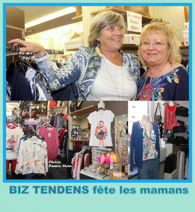 Patricia et Jocelyne vous aideront pour choisir votre cadeau a l'occasion des deux fêtes des mères