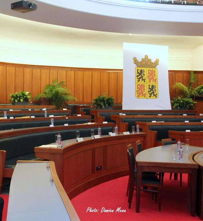 Qui de Comines/Warneton va siéger a Mons au conseil Provincial ?