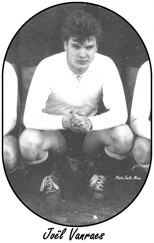 Joël était un sacré buteur au Sporting Club du Bizet en fin des années cinquante