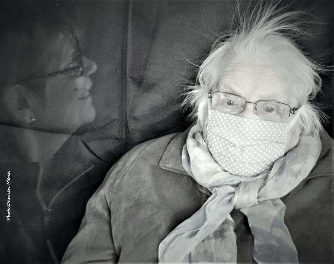 Les masques devront protéger les pensionnaires et les visiteurs dans les maisons de repos.