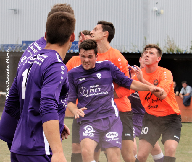 Le football repart ce week-end dans l'entité de Comines-Warneton.