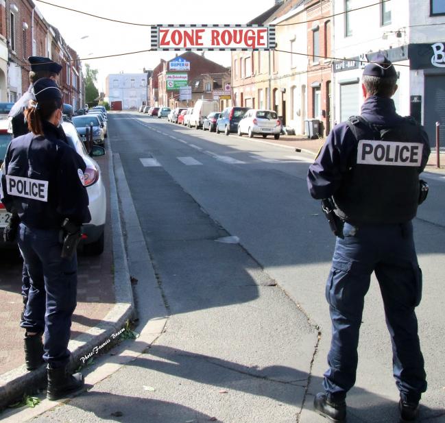 Zone rouge dans les Hauts de France, pas de soucis pour les frontaliers