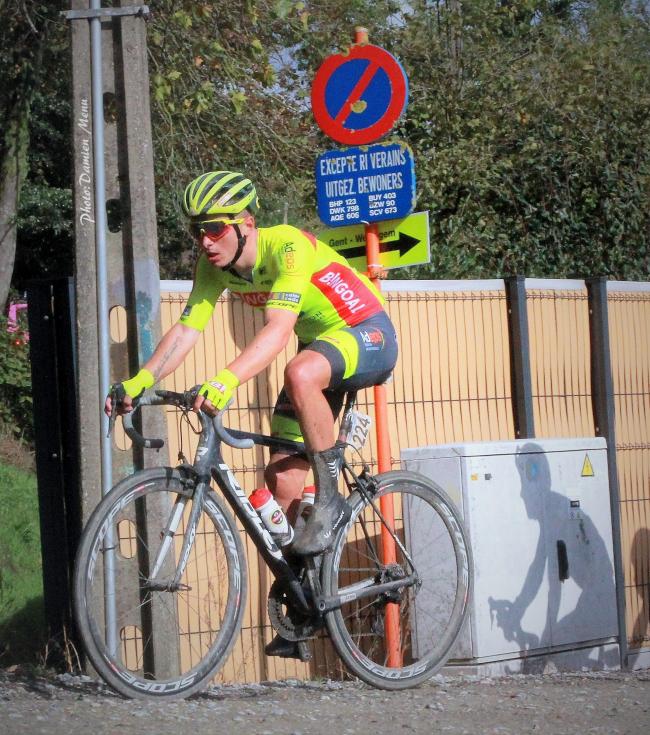 Pas de Tour des Flandres pour Kenny Molly positif au Covid