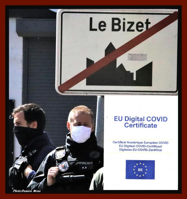 Dès le début du mois d'août le digital covid Pass Européen sera obligatoire un peu partout en France.