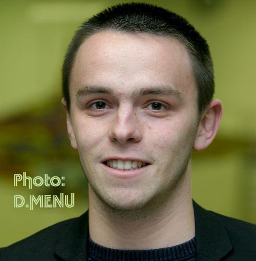 JEAN-BAPTISTE RAMON, 21 ans , de Comines Ten-Brielen