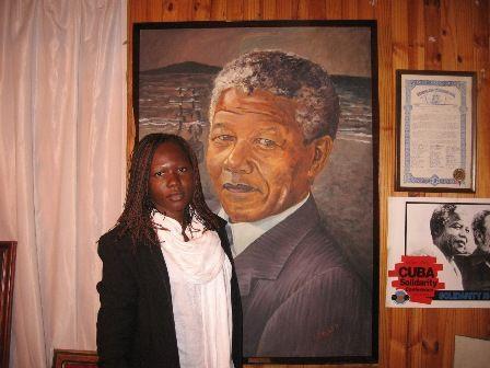 Afrique du Sud. Musée Mandela