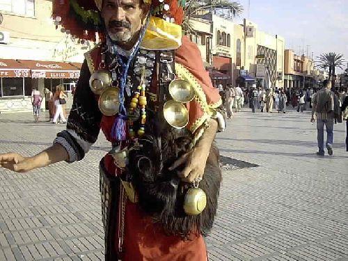 Porteur d'eau Marrakech
