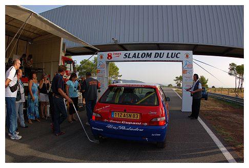 Photo prise le 26.08.07 8èmes Slalom du Luc