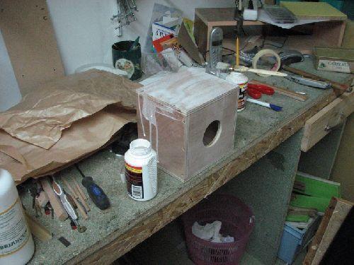 Petite boîte.... / little box