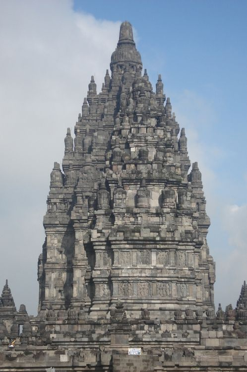 Temple millénaire bouddhiste : BOROBUDUR (Indonésie)