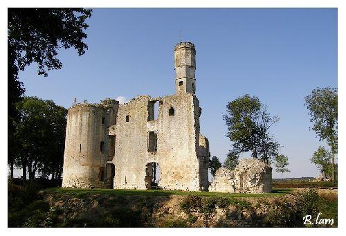Le Château de Folleville