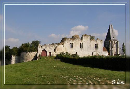 Le Château Médiéval de Picquigny