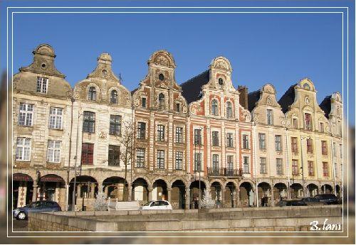 Arras - La Grande Place