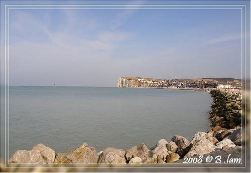 Vue Panoramique sur Mers les Bains