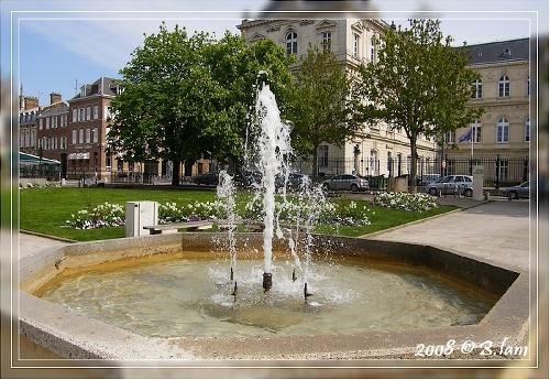La Fontaine du Square