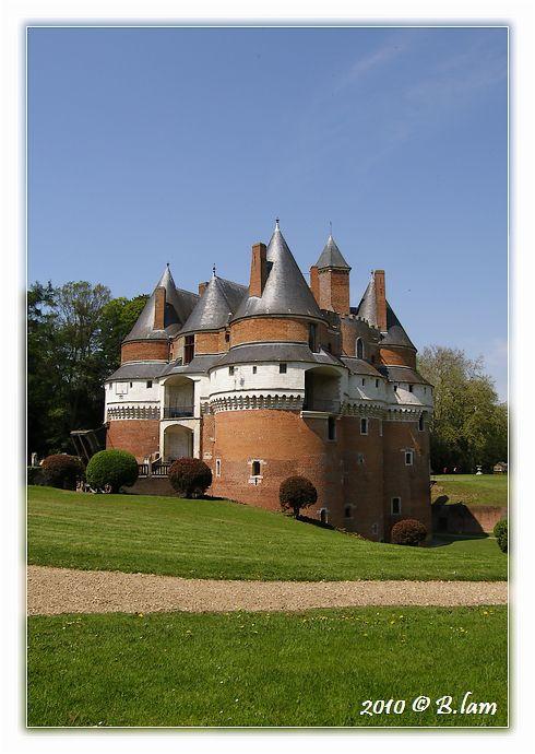 Le Château de Rambures