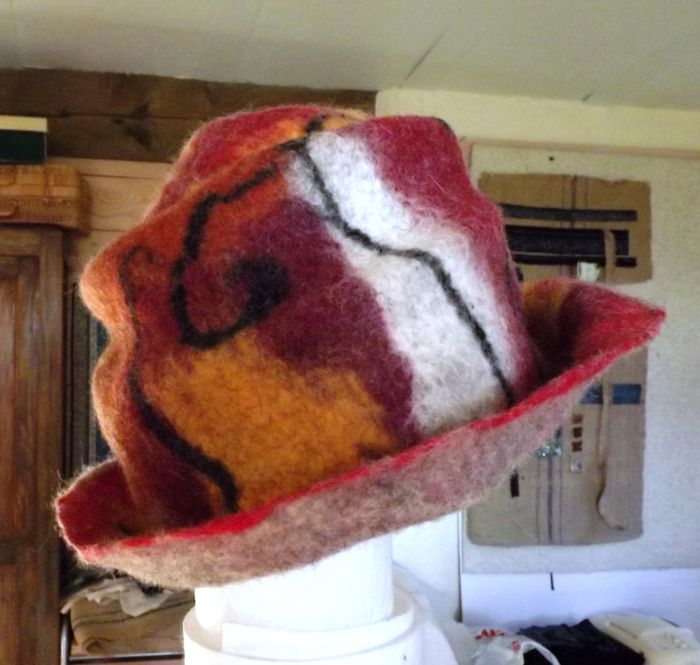 mon premier chapeau