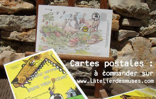 vente cartes postales du film recto verso couleur