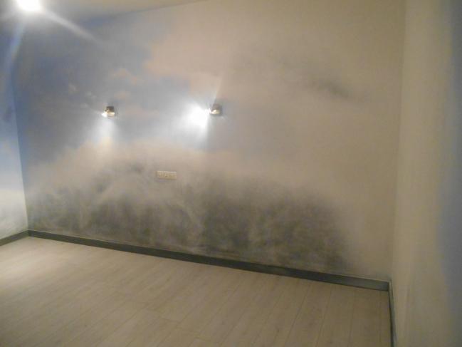 chambre aux nuages