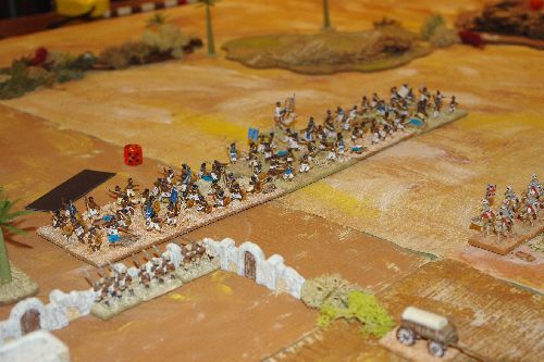 les hadendowa passent à l'attaque