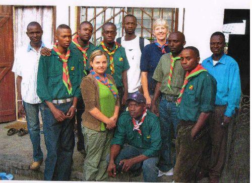 Les Scouts Anglais et les EELC