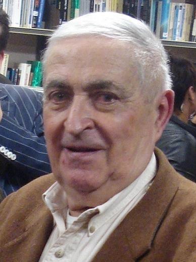 L\'auteur à l\'inauguration de la Bibliothèque René Henoumont (Herstal)