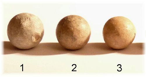 Balles (série n°1)