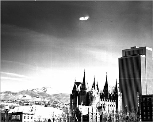 A High Percentage Of LDS UFO Encounters 77783061224034130