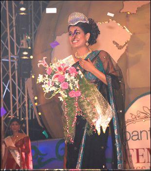 SARAH JANE DIAS MISS INDIA WORLD