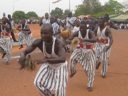 Danse bien du Burkina à la SNC 2008