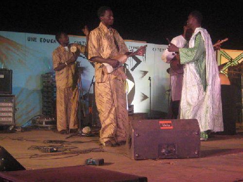 Compétition à la Semaine Nationale de la Culture 2008