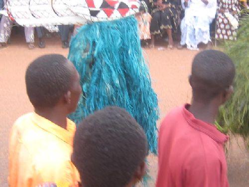 Masque à la Semaine Nationale de la Culture 2008