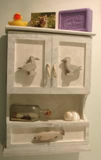 petite armoire salle de bain