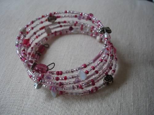 bracelet rose bis