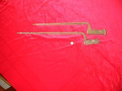 Deux baionettes