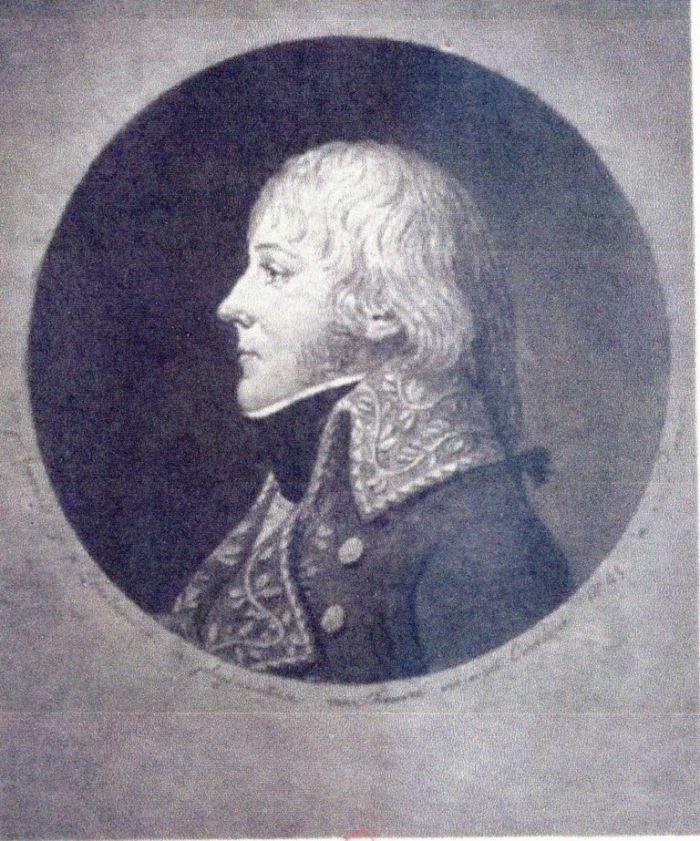 Le chef de bataillon Jean Hardy