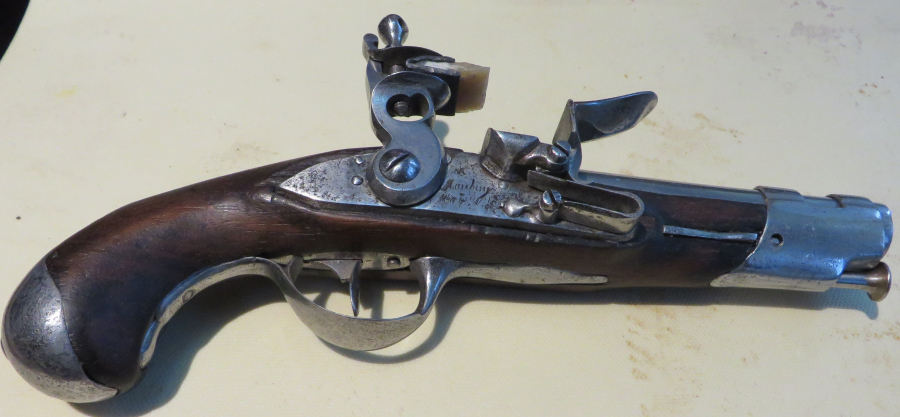Pistolet de gendarmerie modèle 1770