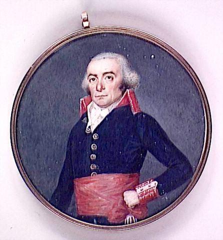 Le général Antoine Ballant