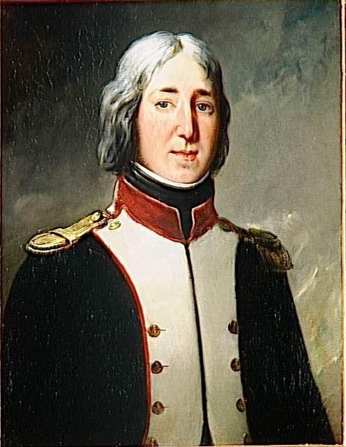 Le chef d'état major Edouard Mortier