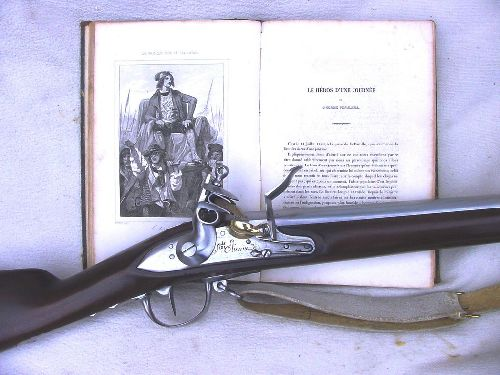 Un authentique Gribeauval 1777