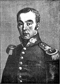 Le général Pierre Jacques Fromentin