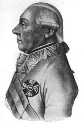 Le général autrichien Latour