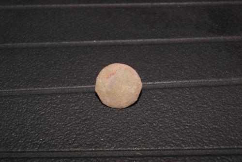 Un bouton de guêtre