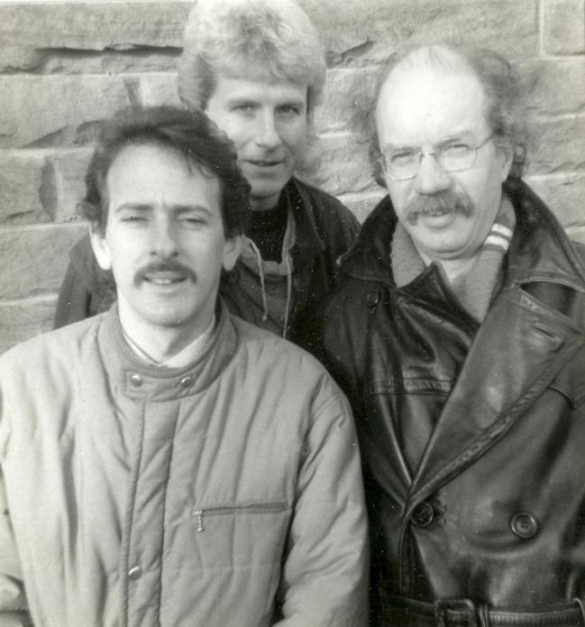 Trio Meyer-Hopper-Pyle , 86 - qu'est-ce qu'on était jeune ! (peau lisse, dents blanches) / God we were young! (smooth skin, white teeth)