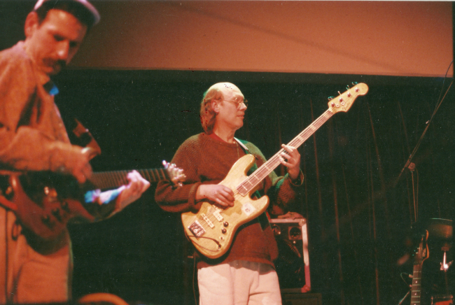 Festival Utrecht  95, with Richard Sinclair...