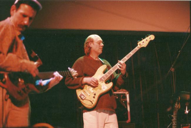 Festival Utrecht  95, with Richard Sinclair...