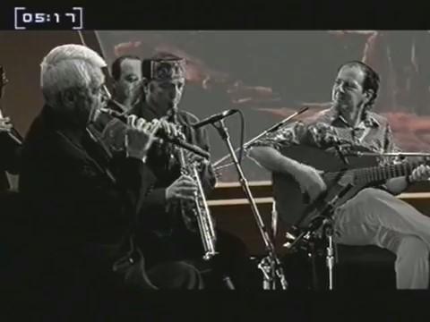 Djivan Gasparian, Didier Malherbe, Patrice Meyer, Moscow 2002