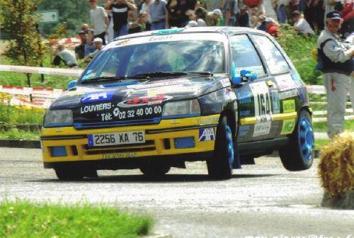 Clio Boulogne 2004 par max-pierre