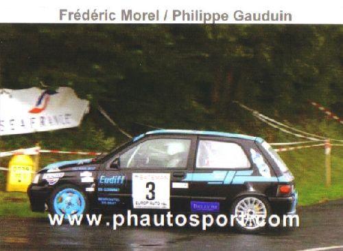 Clio Boulogne 2005 par Ph\'autosport