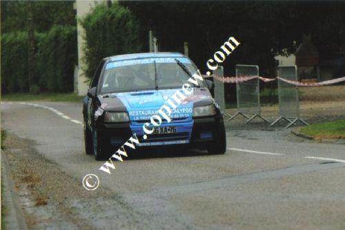 Clio Kalt Bec 2005 par Copinew.com